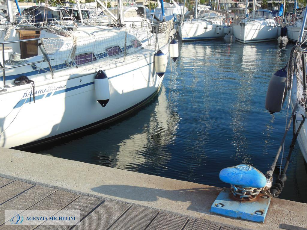 Ref. 132 - Sale boat mooring mt. 9.30 x 3.20  with parking space under concession until January 2053.